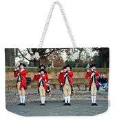 Fifes And Drums Weekender Tote Bag