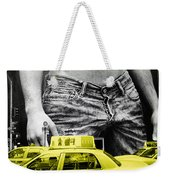 Fifth Avenue- Ny Weekender Tote Bag