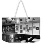 Fifties Diner Weekender Tote Bag