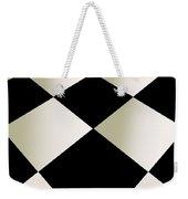 Fifties Kitchen Checkerboard Floor Weekender Tote Bag