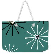 Fifties Kitchen Vi Weekender Tote Bag