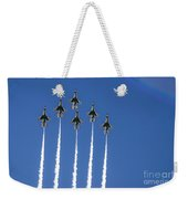 Fighter Attack Weekender Tote Bag