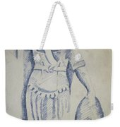 Fighter Weekender Tote Bag