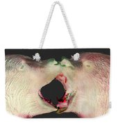 Fighting Bears Weekender Tote Bag
