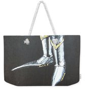 Fighting Boots Weekender Tote Bag