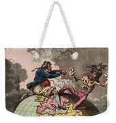 Fighting For The Dunghill Weekender Tote Bag