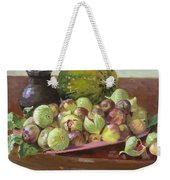 Figs And Cantaloupe Weekender Tote Bag