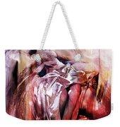 Figurative Art 004-b Weekender Tote Bag