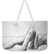 Figure Drawing 4 Weekender Tote Bag