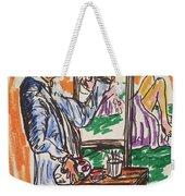 Figure Illustation Class Weekender Tote Bag