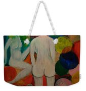 Bubbles And Butts Weekender Tote Bag