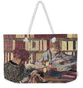 Figures In An Interior Weekender Tote Bag
