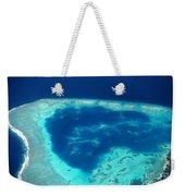 Fiji Aerial Weekender Tote Bag