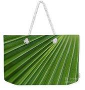Fiji Fan Palm Weekender Tote Bag