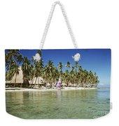 Fiji Resort Weekender Tote Bag