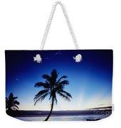 Fiji Sunset Weekender Tote Bag