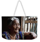 Filipino Lola - Image Number Fourteen  Weekender Tote Bag