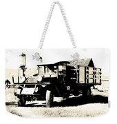 Fill Her Up Weekender Tote Bag