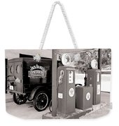 Fill Up Weekender Tote Bag