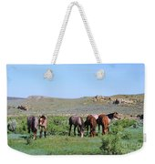 Fillies Day Out Weekender Tote Bag