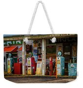 Filling Station Weekender Tote Bag