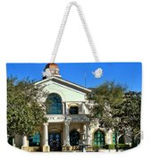 Fillmore City Hall Weekender Tote Bag