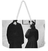 Film Still: Suffragette Weekender Tote Bag
