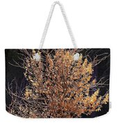 Final Fall Weekender Tote Bag