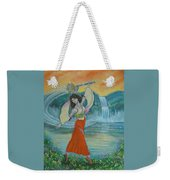 Final Fantasy Goddess  Weekender Tote Bag