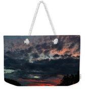 Final Sunset Fling Weekender Tote Bag