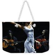 Finale Del Funcionamiento Del Flamenco Weekender Tote Bag