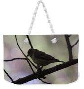 Finch Shadow 042814a Weekender Tote Bag