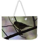 Finch Shadow 042814b Weekender Tote Bag