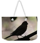 Finch Shadow 042814d Weekender Tote Bag