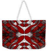 Finding Light In Life Abstract Illustrations By Omashte Weekender Tote Bag