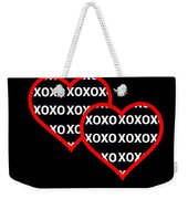 Finding Love After Darkness Weekender Tote Bag