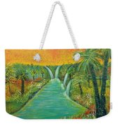 Finding That Place Weekender Tote Bag