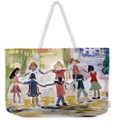 Finding Time To Play Weekender Tote Bag