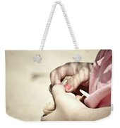 Finding Treasures Weekender Tote Bag