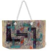 Finding Your Way Weekender Tote Bag