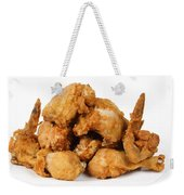 Fine Art Fried Chicken Food Photography Weekender Tote Bag