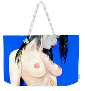 Fine Art Nude Weekender Tote Bag