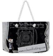 Fine Art Photography Weekender Tote Bag