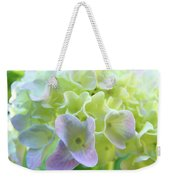 Fine Art Prints Hydrangeas Floral Nature Garden Baslee Troutman Weekender Tote Bag