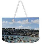 Fine Art - St Ives Harbour Weekender Tote Bag