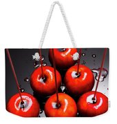 Fine Art Toffee Apple Dessert Weekender Tote Bag