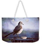 Fine Feathers Weekender Tote Bag