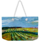 Fine Fields Weekender Tote Bag