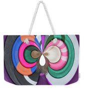Finest Silk Weekender Tote Bag