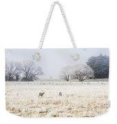 Fingal Winter Farmyard Weekender Tote Bag